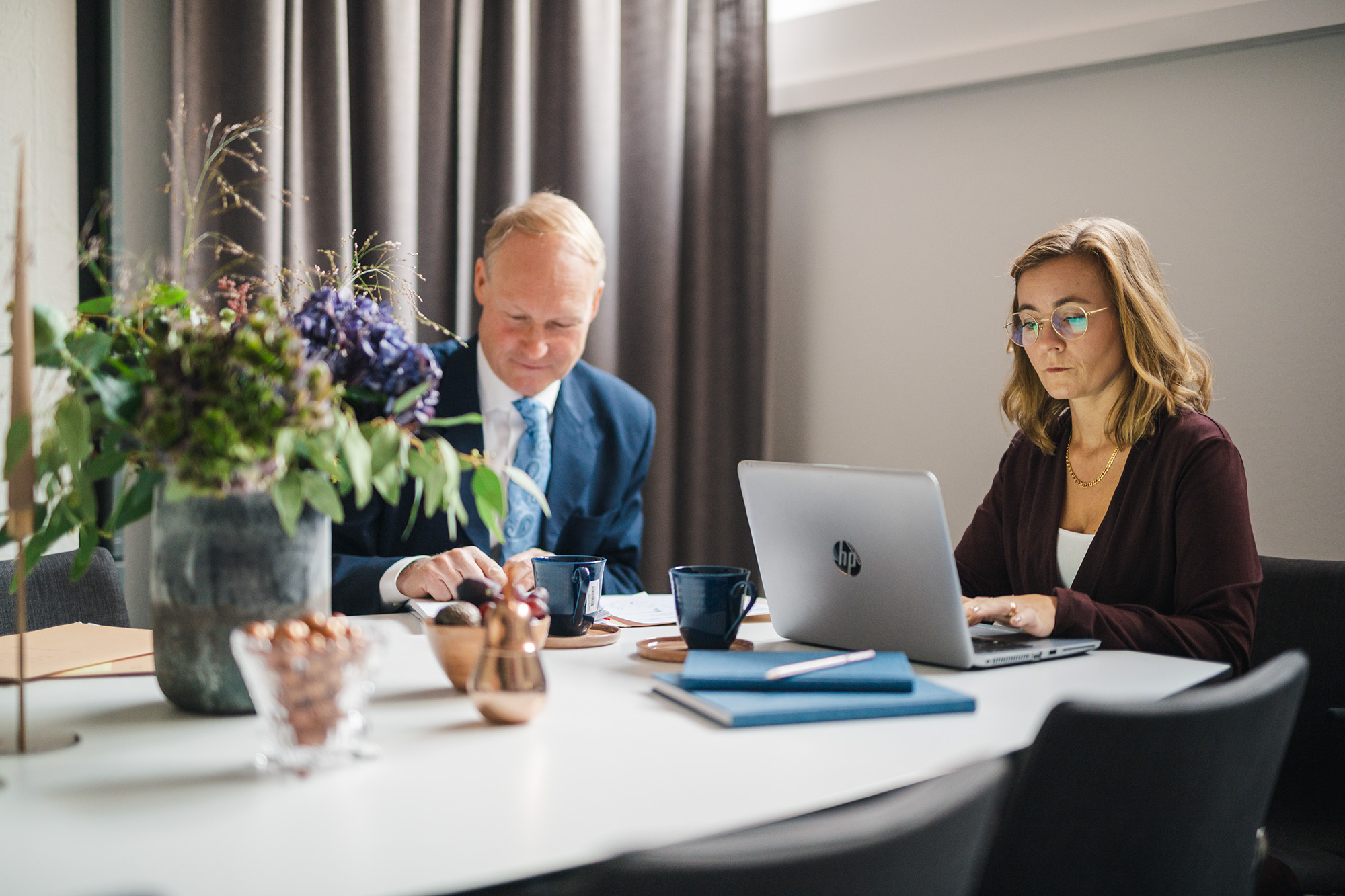 Kompetenser på Hallgren & Partners