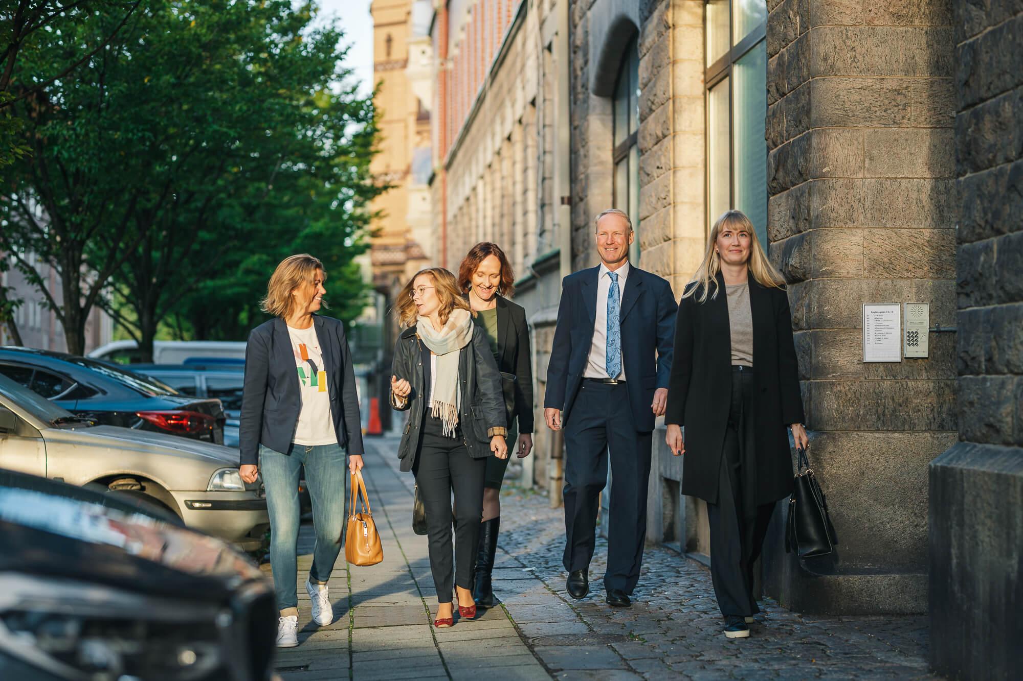 Hallgren & Partners, engagerade advokater som står på din sida