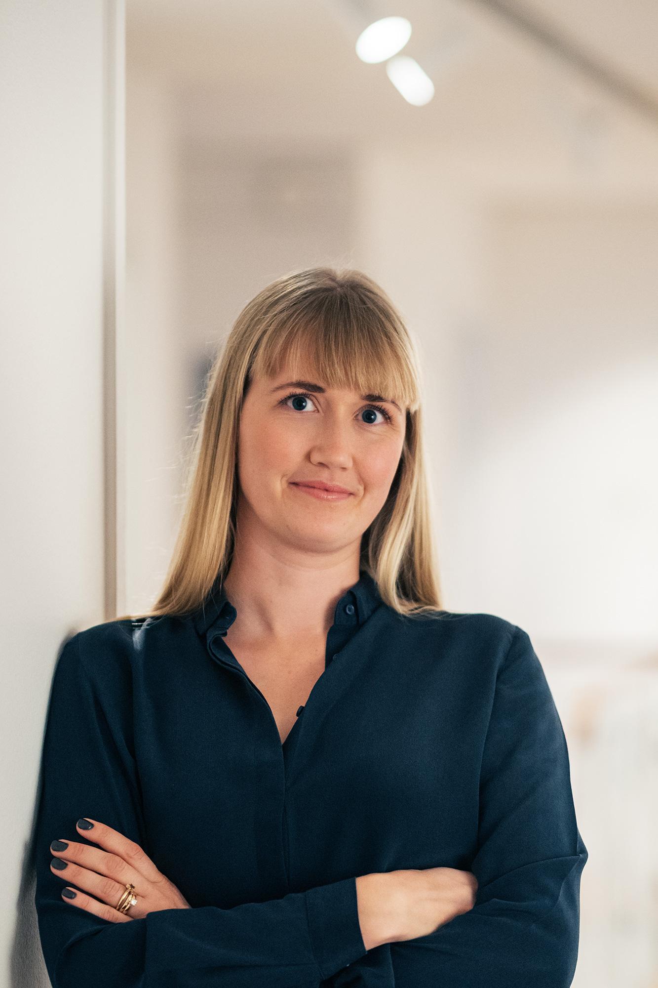 Hallgren & Partners Madeleine Lennartsson