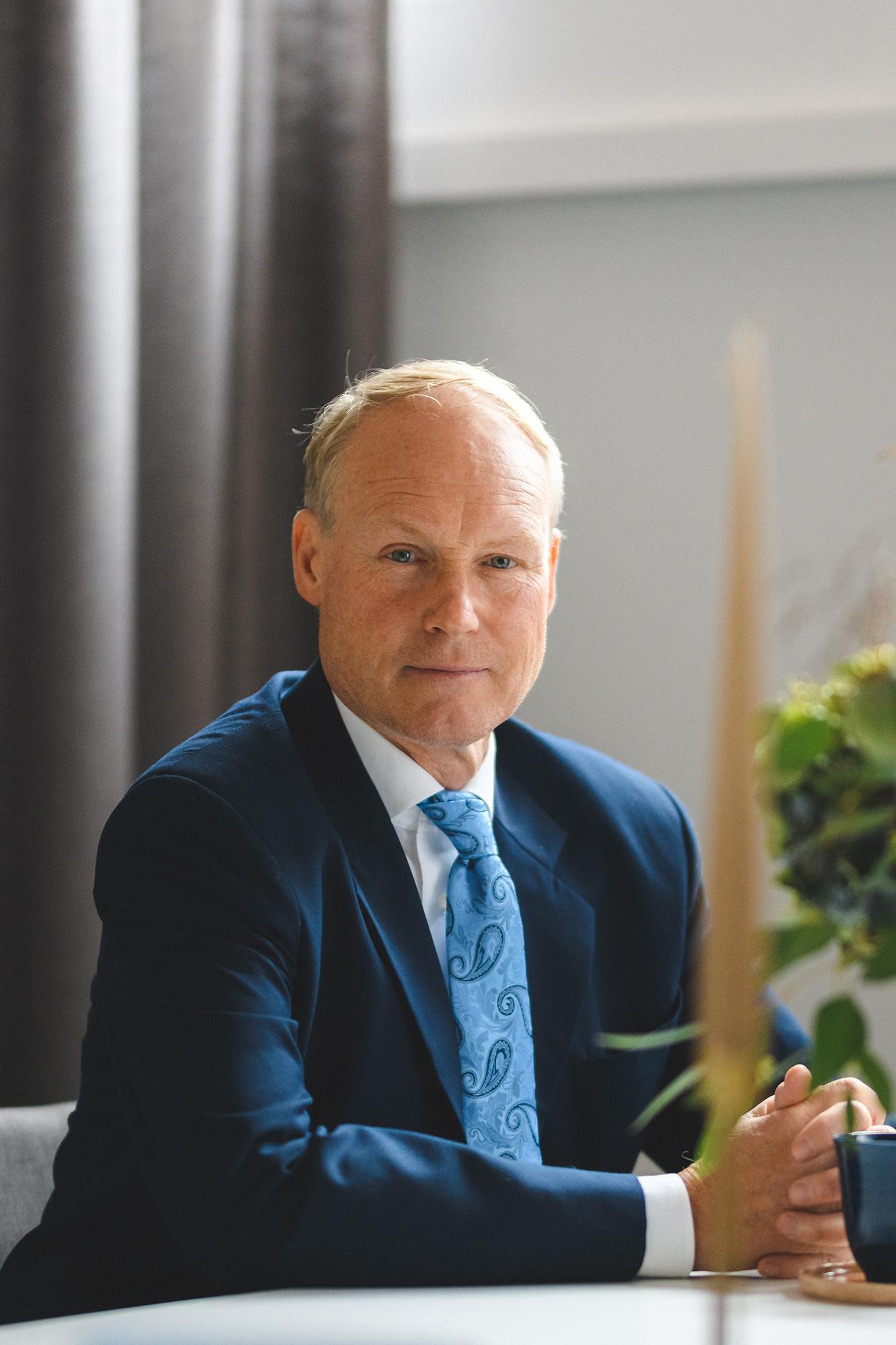 Hallgren & Partners Otto Hallgren